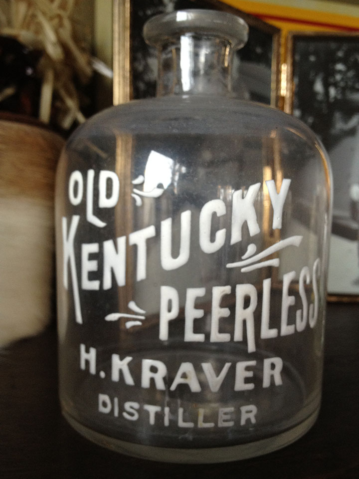 Peerless Distilling began doing business in Henderson, Ky., in the late 1800s under the ownership of Corky Taylor's great-grandfather, Henry Kraver, and closed mid-20th century. It is scheduled to reopen by March 2014.