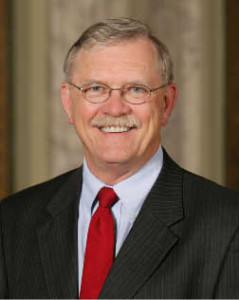 Joseph U. Meyer is retiring from his post as Secretary of the Kentucky Education and Workforce Development Cabinet.