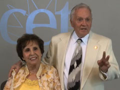 Oakley and Eva Farris of Covington, Ky., have had a major philanthropic impact on Northern Kentucky and the arts for many years.