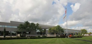 Lexmark International's headquarters campus and its employees there will stay in Lexington, Ky..