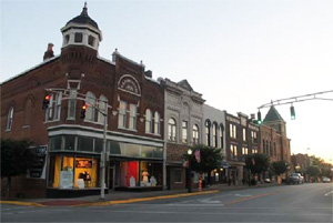 The Kentucky Main Street Program has helped reverse the economic decline in Kentucky's downtowns, both small and large.