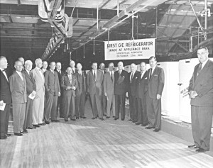 GE Appliances celebrates 60 years of business at Appliance Park in Louisville, Ky.