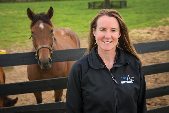 Jill Stowe, Director of Ag Equine Programs, University of Kentucky