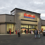 Costco is located at Fitzgerald Drive and Man o' War Boulevard in Lexington.