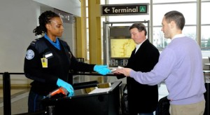 Among other benefits, TSA Pre√ allows preapproved airline passengers to get through security without removing shoes, belts and light outerwear.