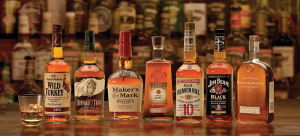 Kentucky produces 95 percent of all the bourbon in the world.
