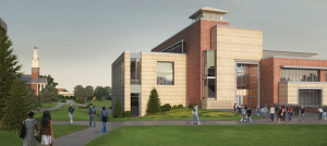The expansion of UK's Gatton College of Business and Economics is scheduled to be complete by the spring of 2016.