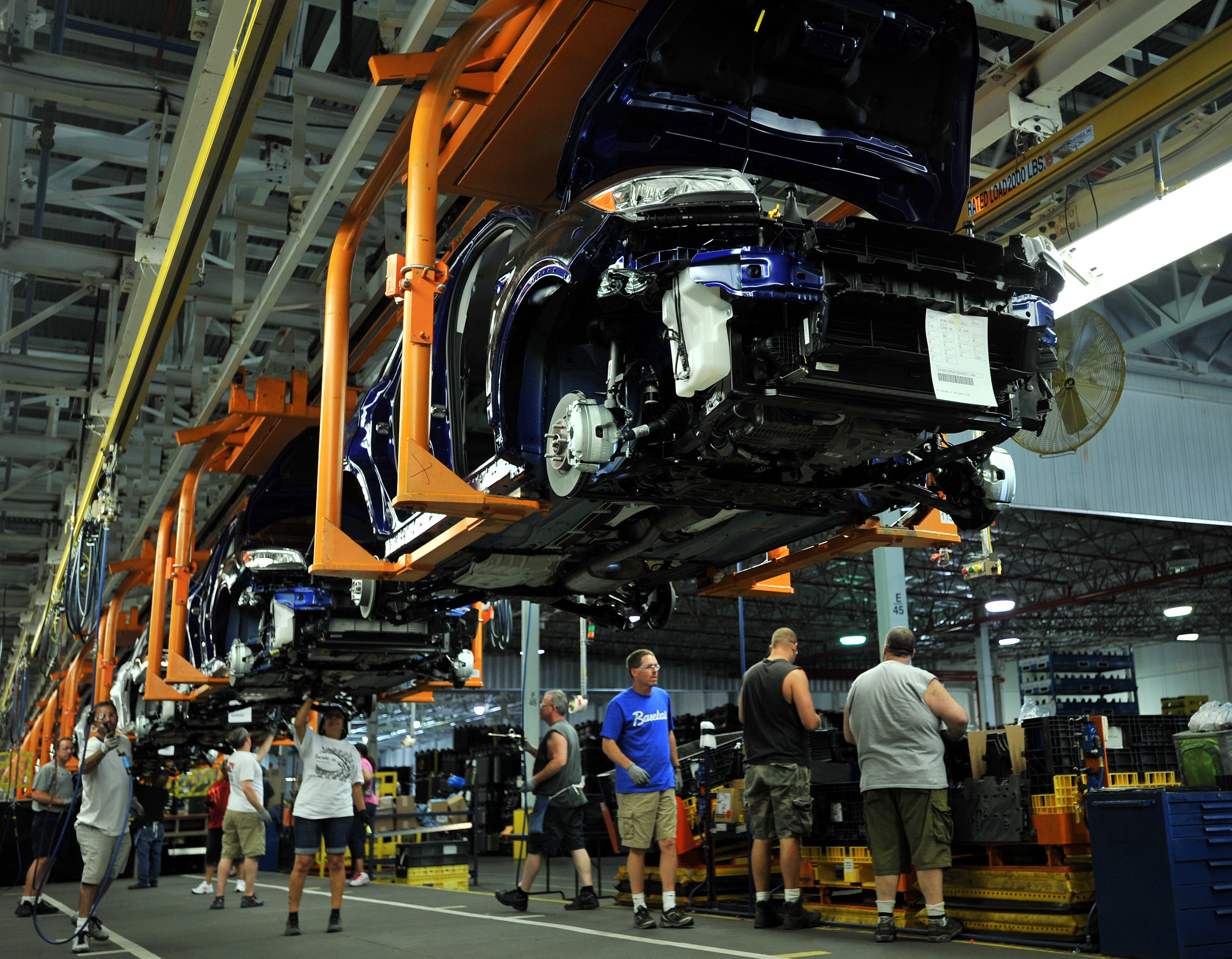 Ford Louisville Ky >> Ford Invests 80 Million Creates 350 New Jobs In Louisville