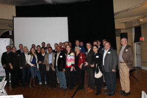 Representatives of the 25 companies recognized as Lexington eAchievers for raising $1 million and/or creating five jobs in the past year.