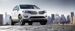 The new MKC small luxury SUV being added to the Lincoln lineup for the 2015 model year will be built at Louisville Assembly Plant.