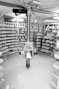 Owensboro Health uses the ROBOT-Rx and MedCarousel system to automates most of the tasks at its medical center inpatient medications pharmacy such as storage, dispensing, returning, restocking and crediting of bar-coded, unit-doses.