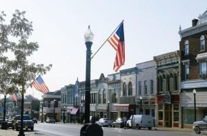 Richmond is the county seat of Madison County.