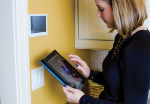 Custom designed applications for tablet computers and smart phones are popular as home automation control systems. Wireless technology has cut the cost of systems by tens of thousands of dollars.