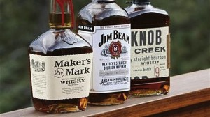 Beam products Maker's Mark, Jim Beam and Knob Creek are all produced in Kentucky.