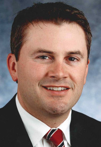 Kentucky Agriculture Commissioner James Comer