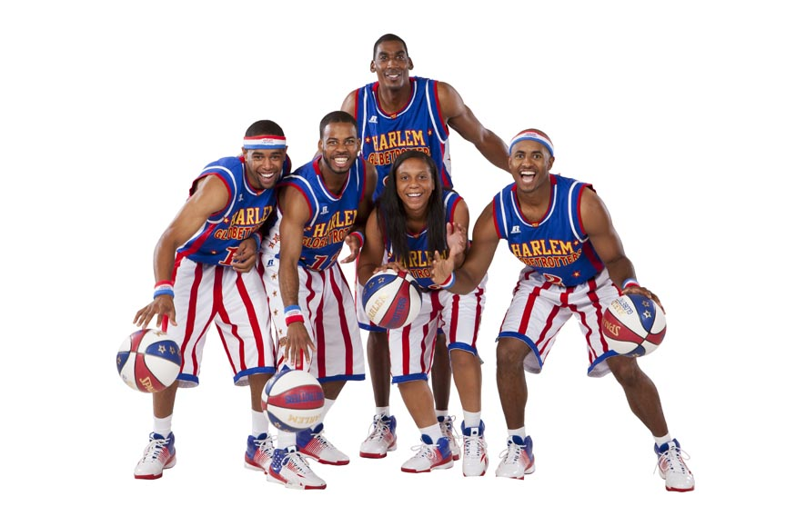 The Harlem Globetrotters will perform Jan. 19 at Rupp Arena.