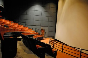 The Kentucky Science Center begins downtown theater renovations to its 25-year old theater by upgrading from IMAX 15/70mm film projection to a 4K digital platform.
