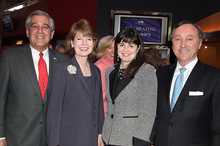 Among the attendees at the 30th anniversary celebration were: Lt. Gov. Jerry Abramson; First Lady Madeline Abramson, chairman of the Kentucky Center board of directors; Cynthia Knapek, president of Leadership Louisville; and Ed Glasscock, chairman emeritus of Frost Brown Todd.