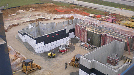 Scott, Murphy and Daniel Construction of Bowling Green builds a hydrofoam plant expansion for Metalsa Structural Products in Elizabethtown.