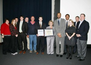 Woodford County Work Ready Certification Award