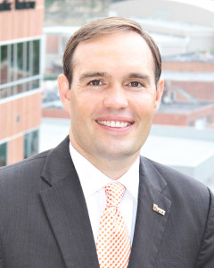 Dr. James Hurley is president of the University of Pikeville.
