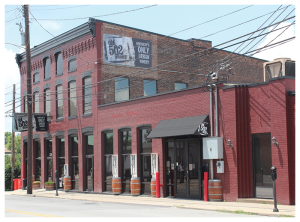 The Old 502 building will be expanded for the project.