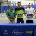 Mens Finalists with Kentucky Bank a