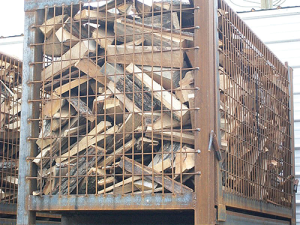 B & K is becoming one of the nation's largest producers of commercial firewood.