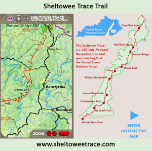 Sheltowee-Trace-Trail