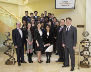 The 2014 Alltech Career Development Program (CDP) consisted of 15 members from across the globe.