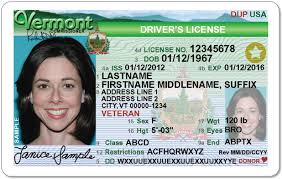 A REAL ID has a star in the right corner.