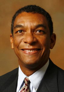 Aaron Thompson, Ph.D., is executive vice president and chief academic officer for the Council on Postsecondary Education