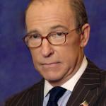 Environmental Portrait of Larry Kudlow, CEO, Kudlow & Company