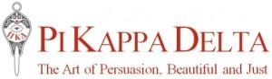 Pi Kappa Delta Logo
