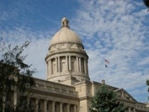 Kentucky capitol session starts Jan. 6, 2015