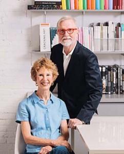 Laura Lee Brown and Steve Wilson