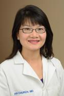Dr. An Church, Radiologist, Norton Suburban Hospital