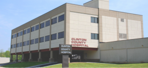 Clinton County Hospital received a 5-star rating.
