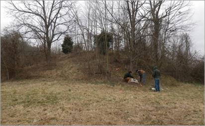 Prehistoric Native American burial mound site in rural Greenup County to be donated by Town Square Bank to The Archaeological Conservancy – Lane Report | Kentucky Business & Economic News