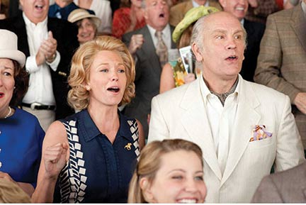 "Diane Lane and John Malkovich were the stars of ""Secretariat,"" a Walt Disney Pictures movie release in 2010 that was the first to take advantage of Kentucky tax incentives for film and television production. Incentives were increased by the 2015 General Assembly to make the state competitive with other Southern locales that are seeing billions of dollars of business activity."