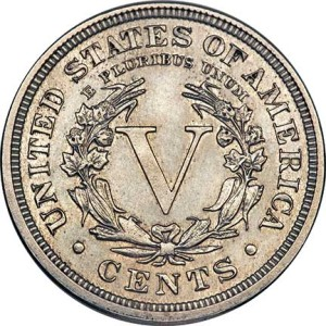 This rare nickel, which sold at auction for $3.1 million, is considered one of the top coins in the U.S.