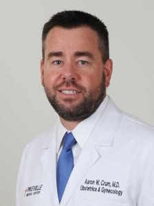 Pikeville Medical Center CMO Dr. Aaron Crum