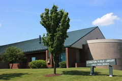 The Lexington Public Library Eagle Creek branch will be sold at absolute auction in November.
