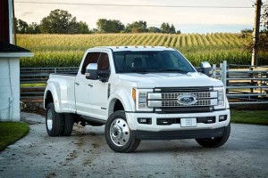 The all-new 2017 Ford F-450 Super Duty will be manufactured in Louisville.
