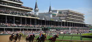 Churchill Downs last hosted the Breeders' Cup in 2011.