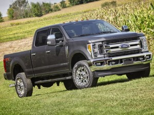 Ford Motor Company will invest $1.3 billion into its Kentucky Truck Plant to support the launch of the all-new 2017 Ford F-Series Super Duty