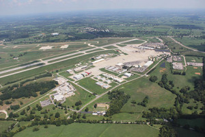 A recent impact study of Blue Grass Airport's role in the region's social and economic well-being found the airport contributes to 3,478 jobs and $370 million in economic output.
