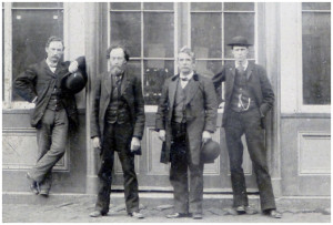 Bank founders