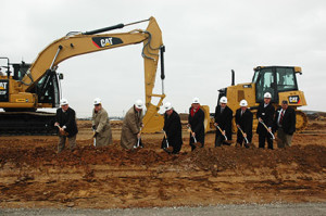 The new 89,000-s.f. facility, located at Jaggie Fox Way and Citation Boulevard, will feature a much larger and more modern space that will allow Whayne Supply Company to address the company's grown and expand operations in the region.