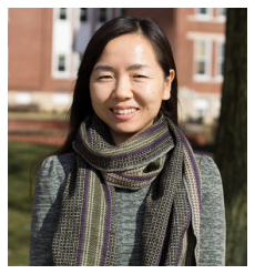 "Chinese scholar Wei ""Joy"" Zhang comes to Asbury from Hebei, China."